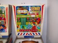 Subway backbox
